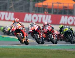 MotoGP: Marquez pobijedio u Le Mansu, njegov brat također