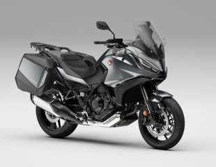 Africa Twin ima alter ego: Honda NT 1100