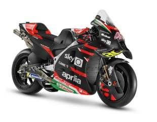 Aprilijin novi MotoGP motocikl izgleda opako
