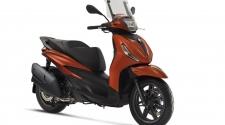 Novi Piaggio Beverly 300 i 400 za 2021!