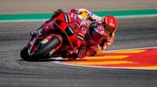 MotoGP: Fantastičan dvoboj u Aragonu!