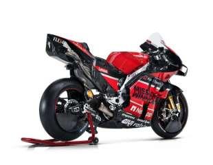 Ducati predstavio MotoGP momčad i nove boje