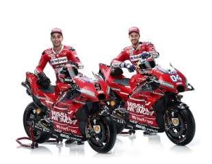 Ducati predstavio MotoGP momčad u novim bojama