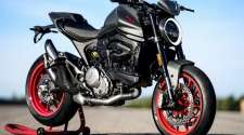 Potpuno, potpuno novi: Ducati Monster