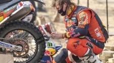 Dakar 2021: Favoriti (ot)padaju