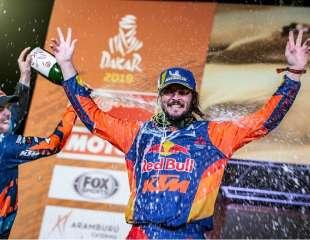 Dakar 2019: Trostruka pobjeda KTM-a