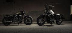 Harley-Davidson motocikli na leasing