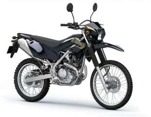 Novitet: Kawasaki KLX 230
